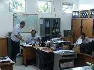 インドネシア オフィス