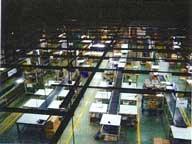 インドネシア第一工場 構内