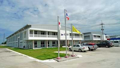 タイ工場(アマタナコン)
