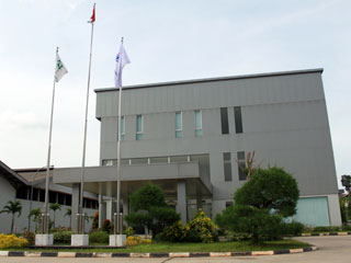 インドネシア第2工場 事務所棟