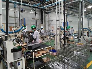 インドネシア第2工場 工場建屋